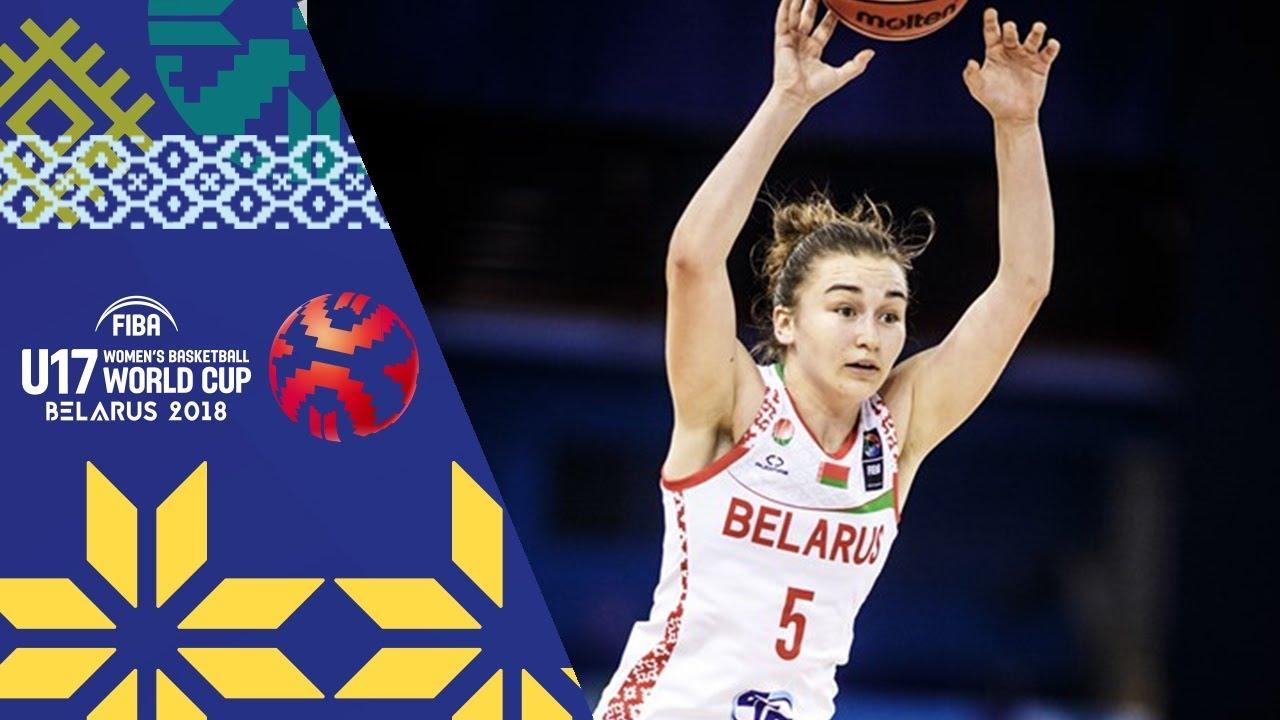 Belarus v Angola - Full Game - Class 15-16