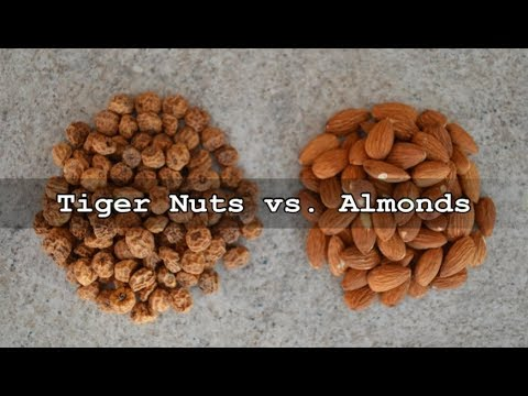 Why Do Tiger Nuts Beat Almonds?: Culinary Questions with Kimberly