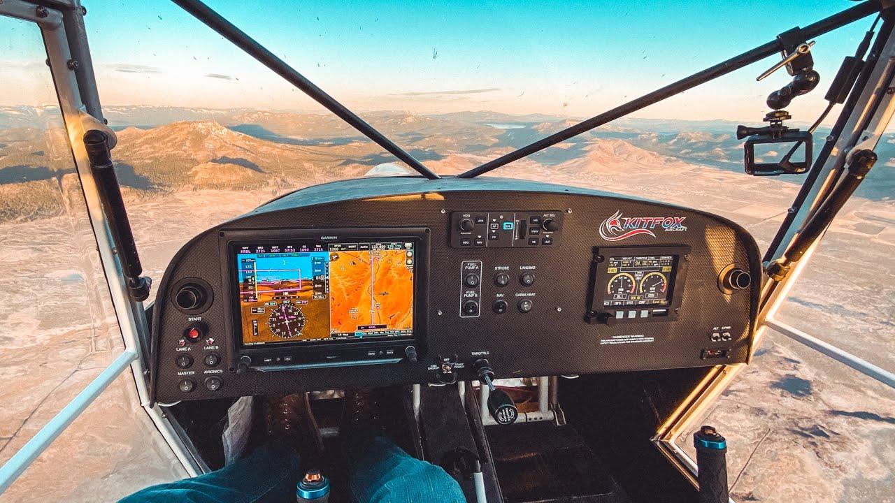 Modern Avionics In Bush Planes - Overkill???