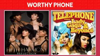 Worth It vs Telephone (Fifth Harmony, Lady Gaga, Beyonce) MIXED MASHUP