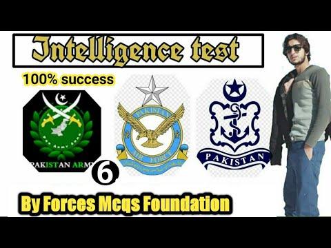 Pak navy Intelligence test preparation || verbal test preparation(100%)