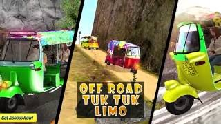 Off Road Tuk Tuk Limo