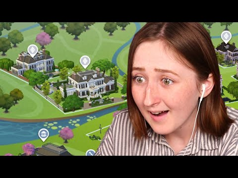 Someone rebuilt every world in The Sims 4 (and did it better than me)