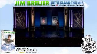 Jim Breuer: Let's Clear the Air - DVD Exclusives!!