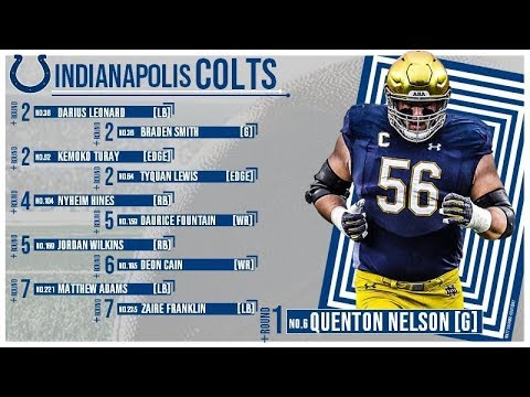 Indianapolis Colts Draft Picks | PFF