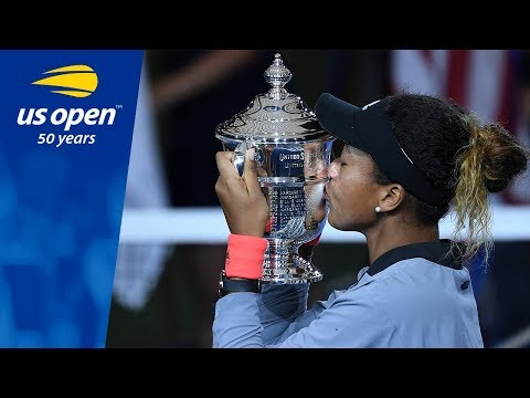Naomi Osaka Captures First Grand Slam Title at 2018 US Open