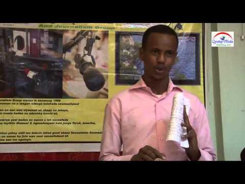 Sanadguuradii 13aad ee Qorahay Media oo lagu qabtay Nairobi