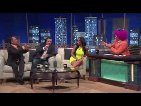 Carolina Catalino En Una Entrevista Super Caliente  y Divertida en El  De Platanito Estrella TV
