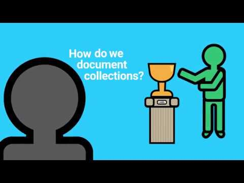 Introduction to museum collections documentation standards