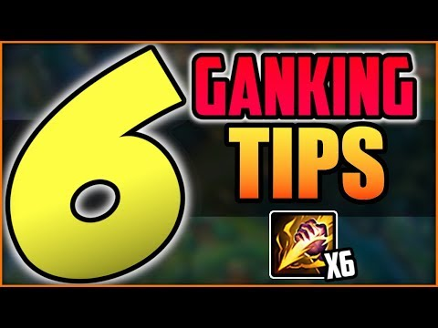 6 Essential Ganking Tips To MAXIMIZE Your Carry Potential | League of Legends Mp3