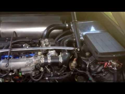 Rear wheel drive Honda civic turbo