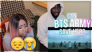 BTS (방탄소년단) SAVE ME MV - REACTION! CAN THE ARMY SAVE HER?!
