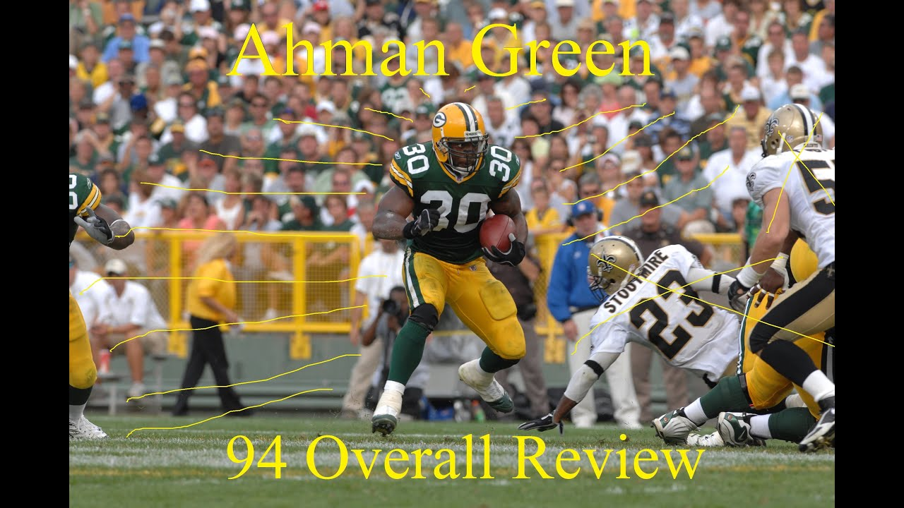 ahman green highlights