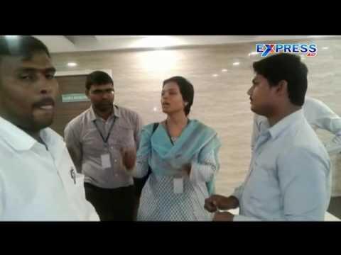 Patients demand for close vijayawada diagnostic center at Habsiguda - Express TV
