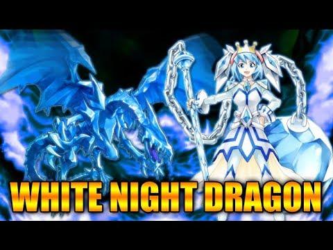 Duel Links - White Night Dragon! |
