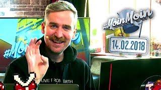 Dave Chapelle in Berlin & ist Sprudel schwerer als Wasser? | MoinMoin mit Donnie