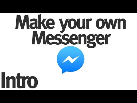 Make your Own Instant Messenger - Introduction