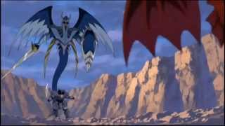 Blue Dragon Trial of the Seven Shadows Episode 4 Part 1-2