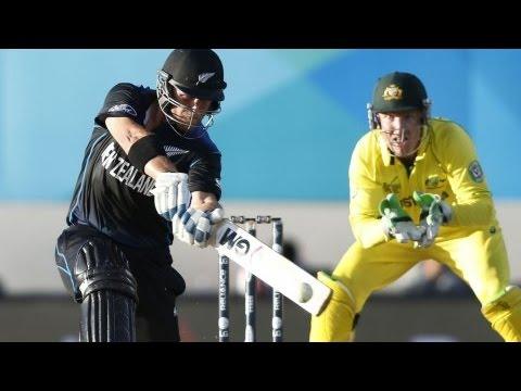 dfe1e4b0bf64 Cricket World Cup final 2015  Australia v New Zealand preview - YouTube
