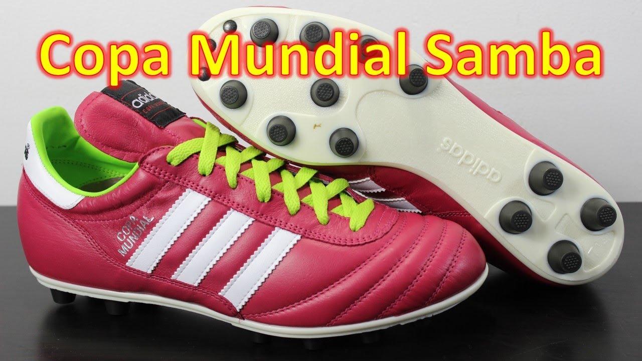 Adidas Samba Copa Mundial Vivido Berry Unboxing + In Piedi Su Youtube