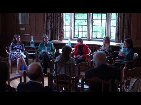 Standing up for the World: Sustainability and Climate Change Panel
