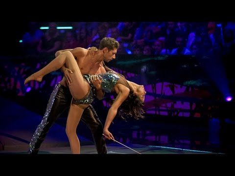 Lucy Mecklenburgh's Rhythmic Performance to 'I Put A Spell On You' - Tumble: Episode 4 - BBC One