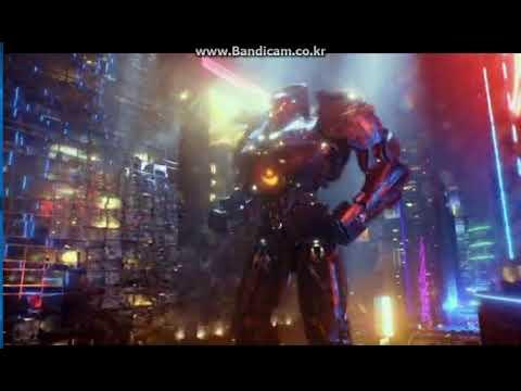"Pacific Rim -""Hong Kong Battle"" japanese dub"