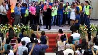 Labaredas de Fogo 2013