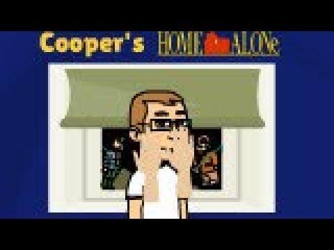 Cooper's Home Alone [Parody] [Full Movie]
