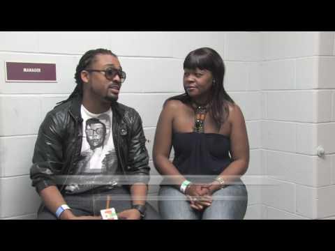 Machel Montano Exclusive Interview By Lady Simone (Antilia Carnival 2009)