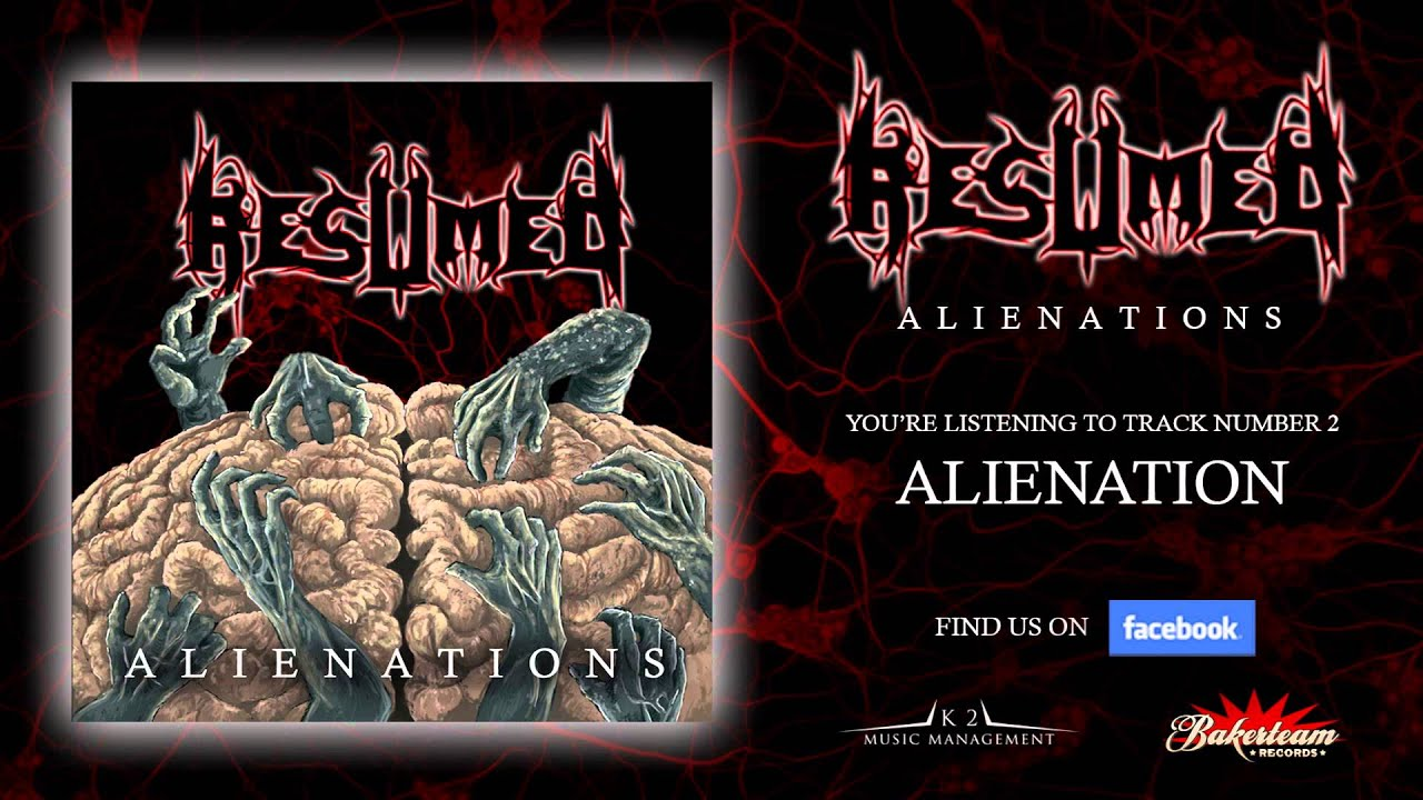 Resumed Alienation Full Track Stream Youtube