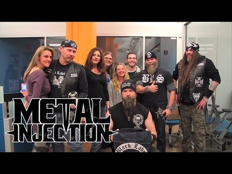 ZAKK WYLDE Surprises Fans at BLACK LABEL SOCIETY Listening Party