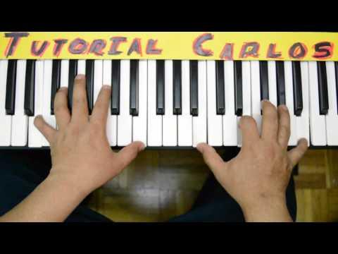 Te dare lo mejor Jesus adrian romero - Tutorial Piano Carlos