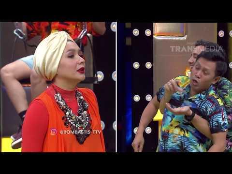 BOMBASTIS - Zaskia Malu-Malu Di Sepikin Rendy (14/11/17) Part 3