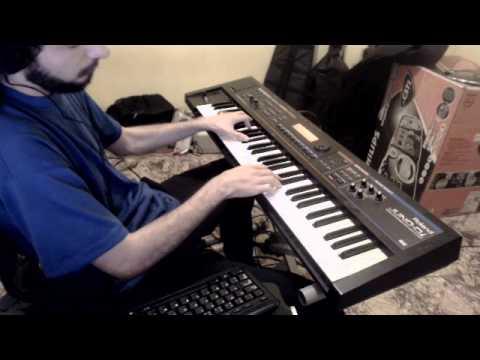 Angizias Zwiegesprächniederschriften on Keyboard  Ericson Willians