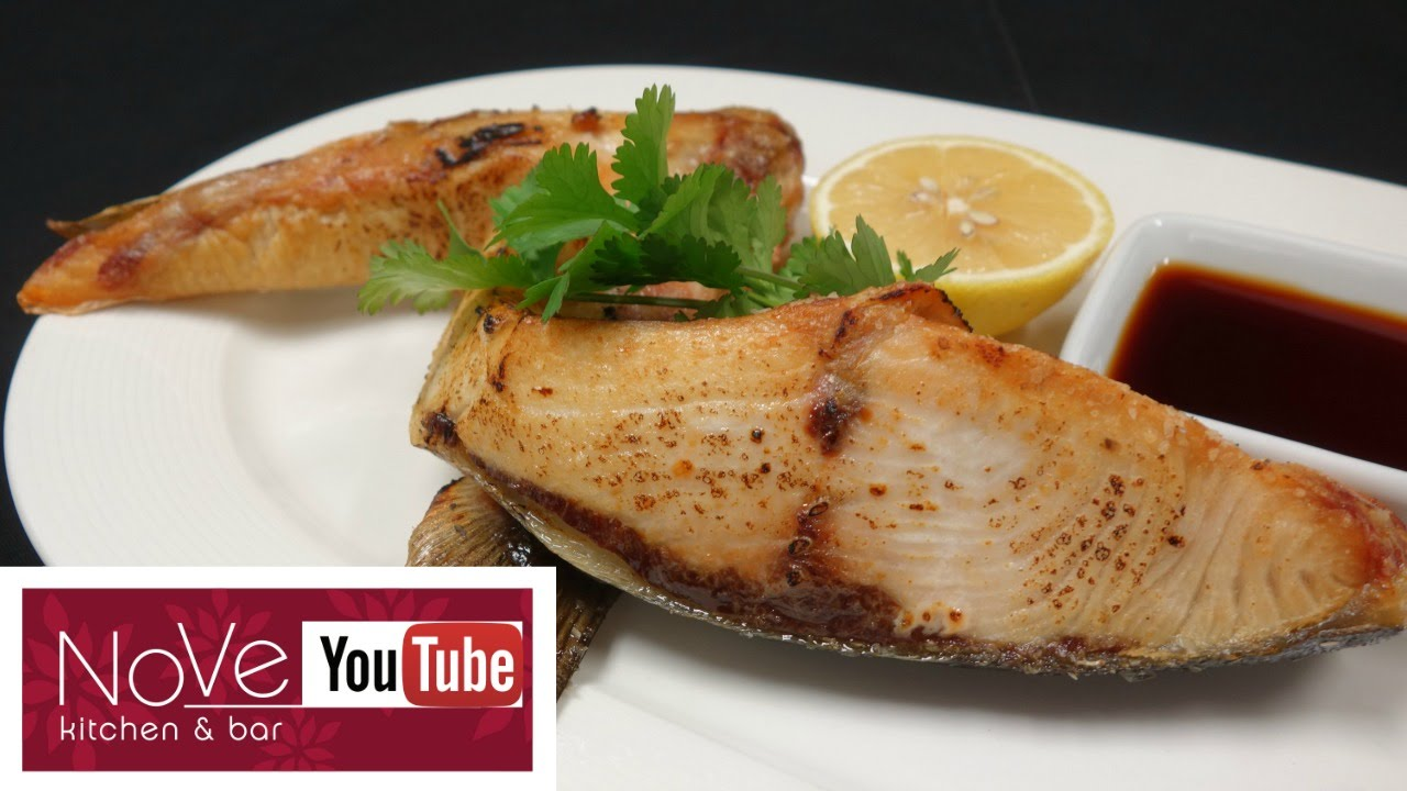 Hamachi Kama How To Make Sushi Series Youtube