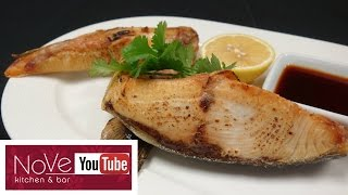 Hamachi Kama - How To Make Sushi Series