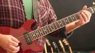 Testing The Gibson P90 Soapbar Alnico Slug Pickups