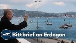 """SERIENSTRAFTÄTER """"MEHMET"""" kritisiert deutsche Behörden per Brief an Erdogan"""