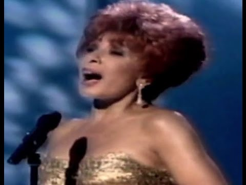 Shirley Bassey - As Long As He Needs Me (1996 TV Special)