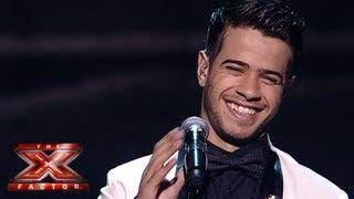 أدهم نابلسي - غريبين وليل - العروض المباشرة - الاسبوع الأخير - The X Factor 2013