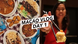 Download Video This Place is a FOODIE'S PARADISE | Macao/Macau Travel Vlog & Food Guide | Ad MP3 3GP MP4