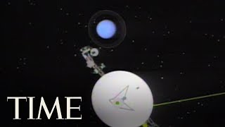 Voyager 2 Spacecraft Flew By Uranus | TIME