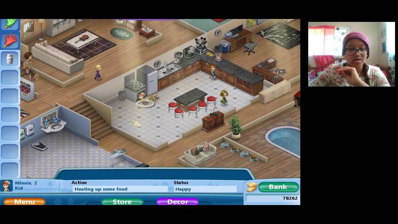 Let's Play Virtual Families 2! | Part 80 | Devil Children?