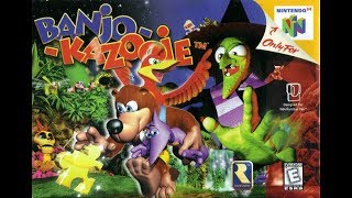 Banjo-Kazooie (Nintendo 64) - Complete Game - 100% - No Commentary
