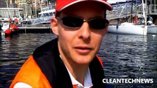 Solar Boat Cup Monaco 2015   Friday Clafis First @solar1races