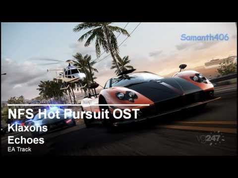 NFS Hot Pursuit OST:  Klaxons - Echoes