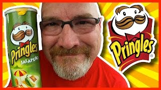 Pringles Jalapeno Flavoured Chip Review