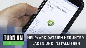 APK-Dateien herunterladen und installieren - HELP - 4K