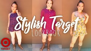 CUTE + AFFORDABLE Target Style Try-On LOOKBOOK!
